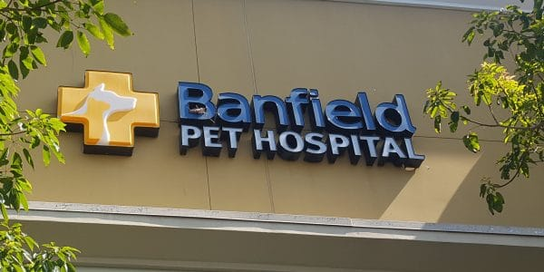 Banfield Pet Hospital approved vendor