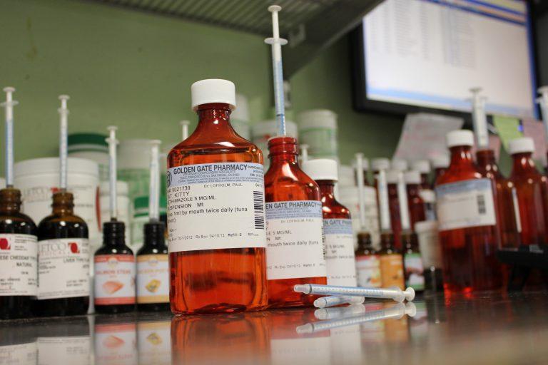 Medicating Pets
