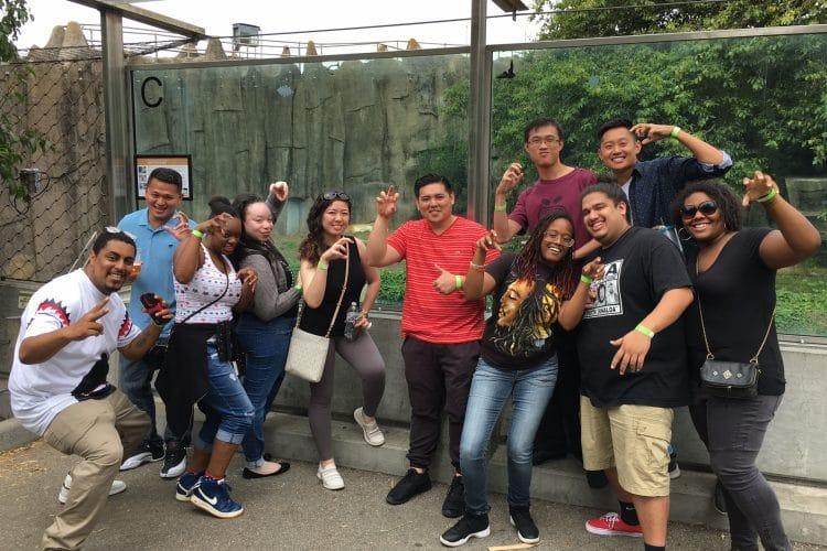 San Francisco Zoo Trip!
