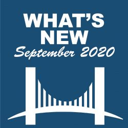What's New - September 2020