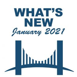What's New - January 2021