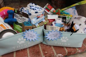 Dog & Cat Giveaway - Prize Baskets
